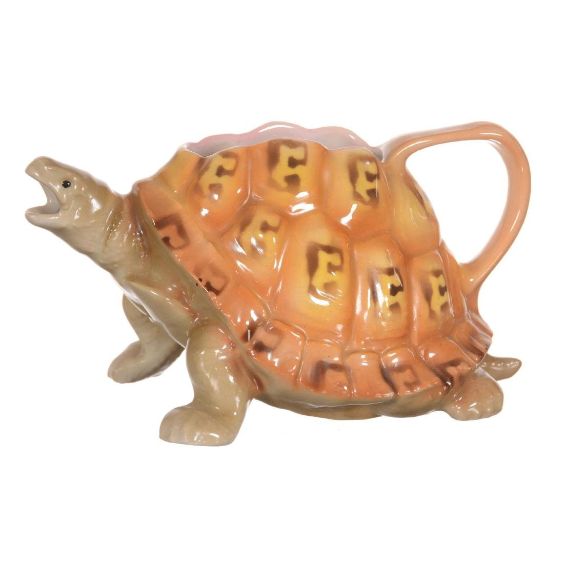Royal Bayreuth Turtle Water Pitcher