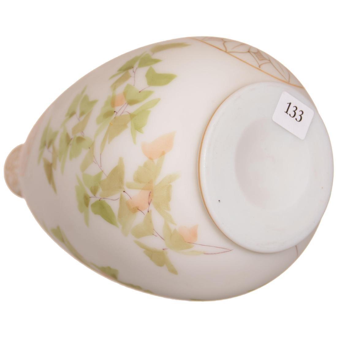 Unmarked Crown Milano Vase - 2