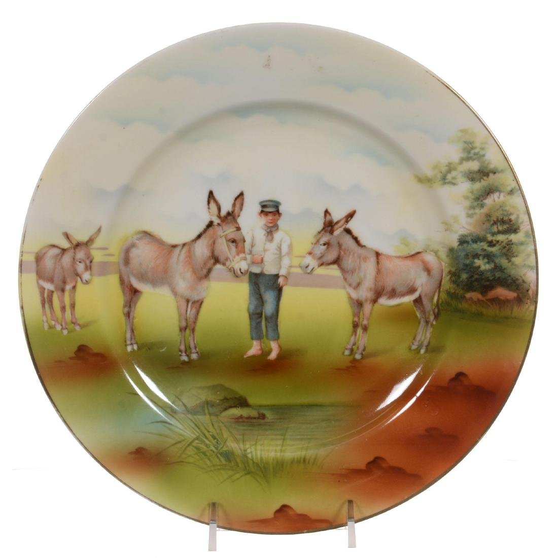 Royal Bayreuth Plate