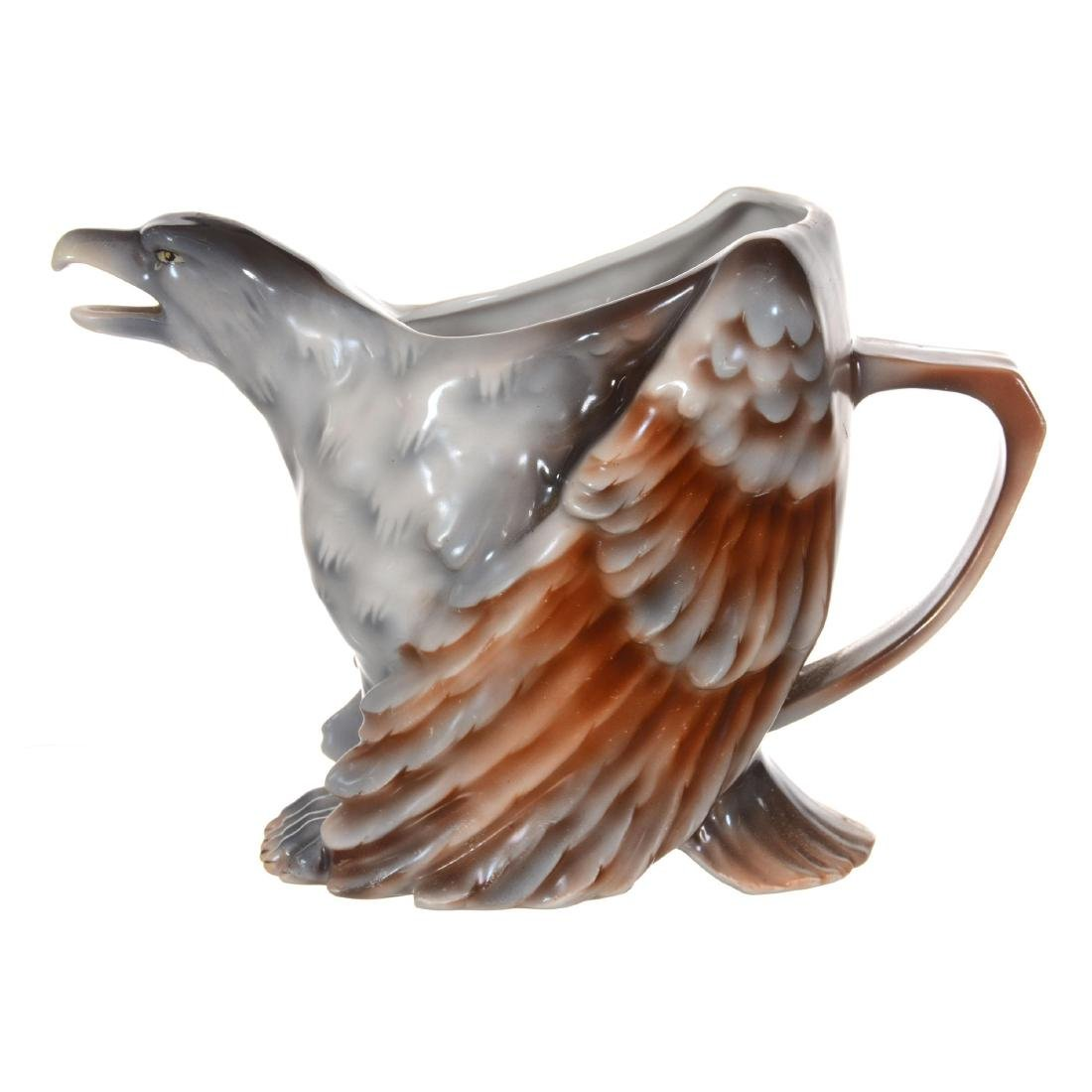 Royal Bayreuth Eagle Water Pitcher