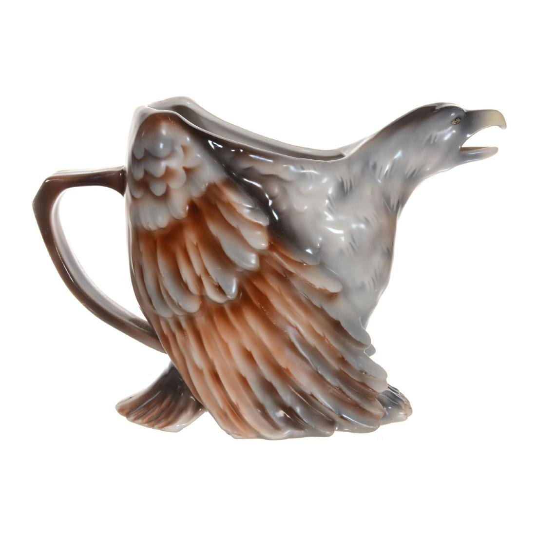 Royal Bayreuth Eagle Water Pitcher - 2