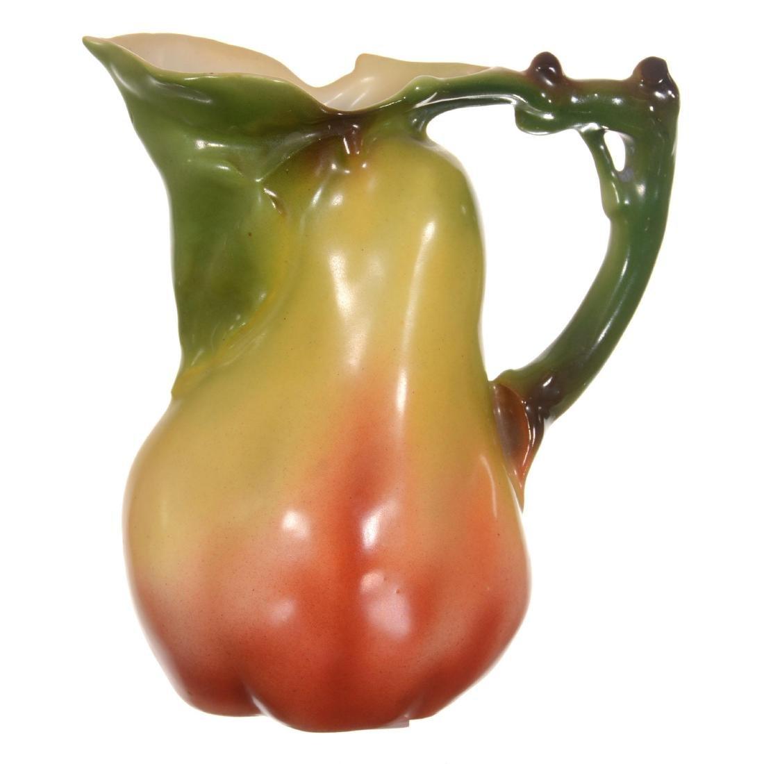 Royal Bayreuth Pear Milk Pitcher