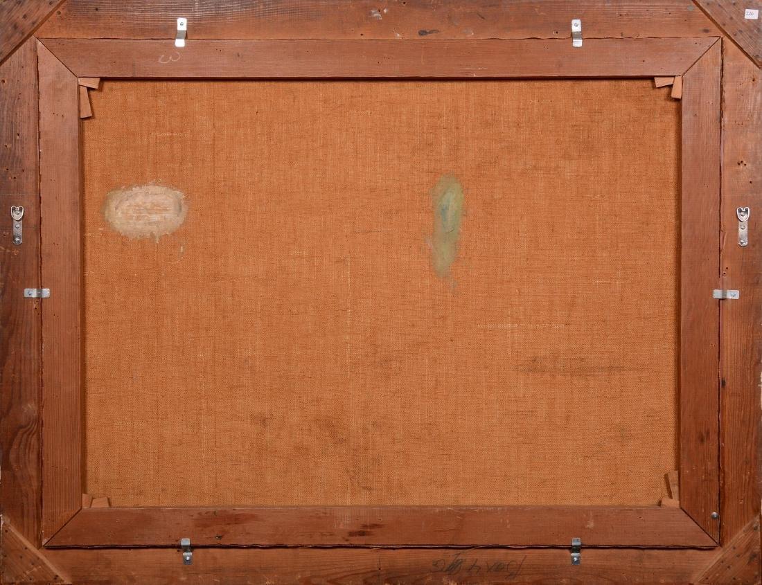 Original Birger Sandzen Oil Painting on Canvas - 4