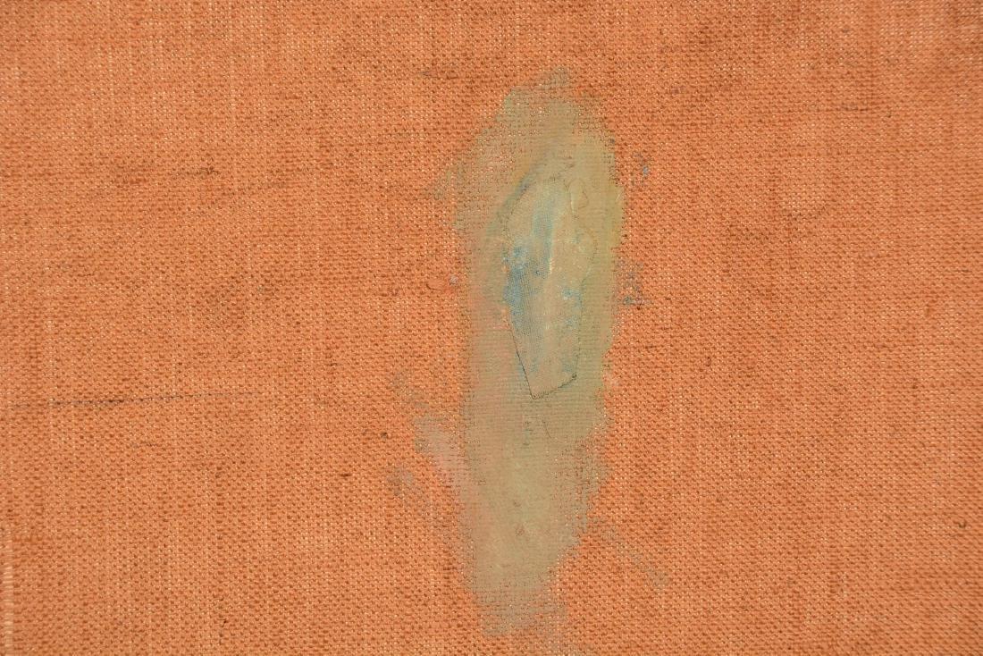 Original Birger Sandzen Oil Painting on Canvas - 5