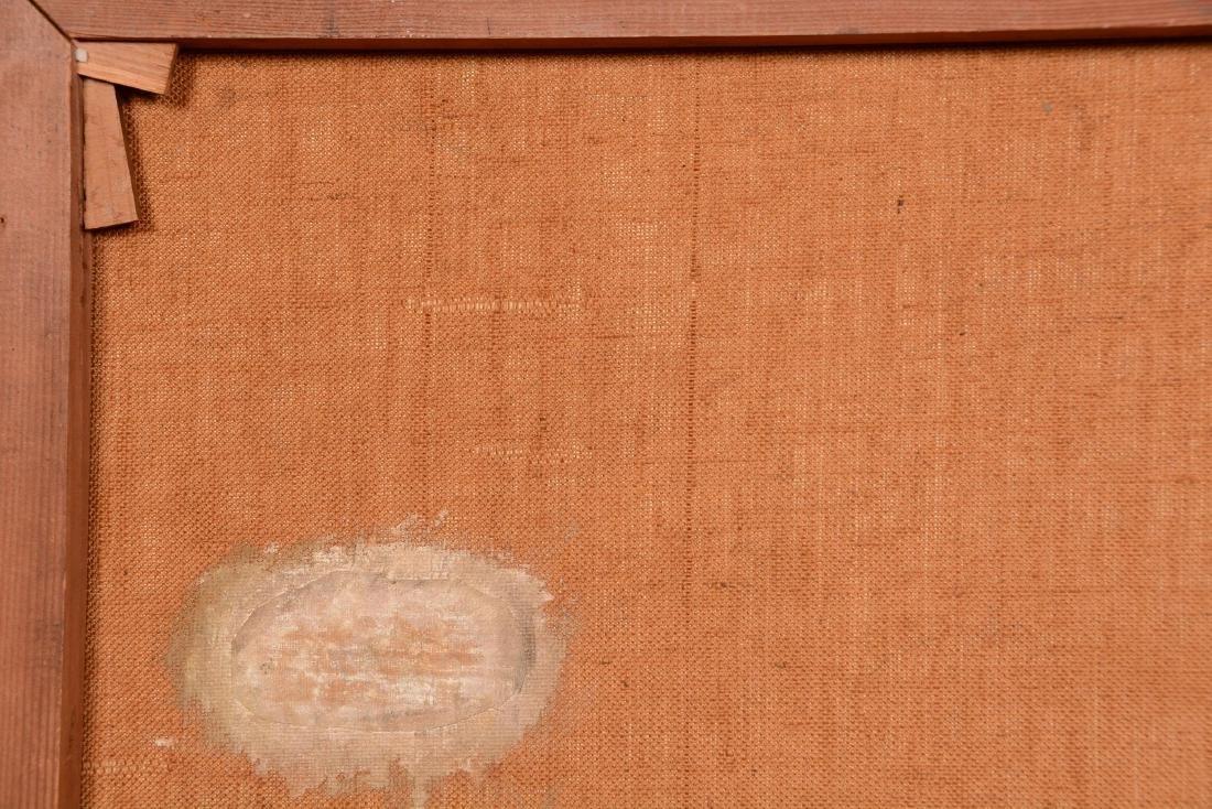 Original Birger Sandzen Oil Painting on Canvas - 6