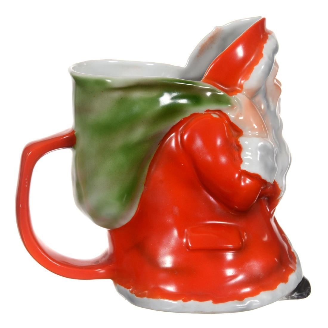 Royal Bayreuth Santa Claus Lemonade Pitcher - 2