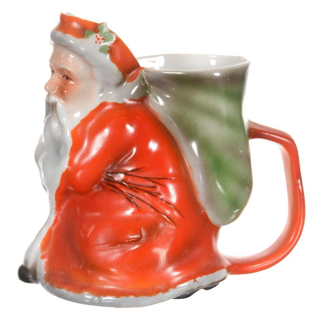 Royal Bayreuth Santa Claus Milk Pitcher