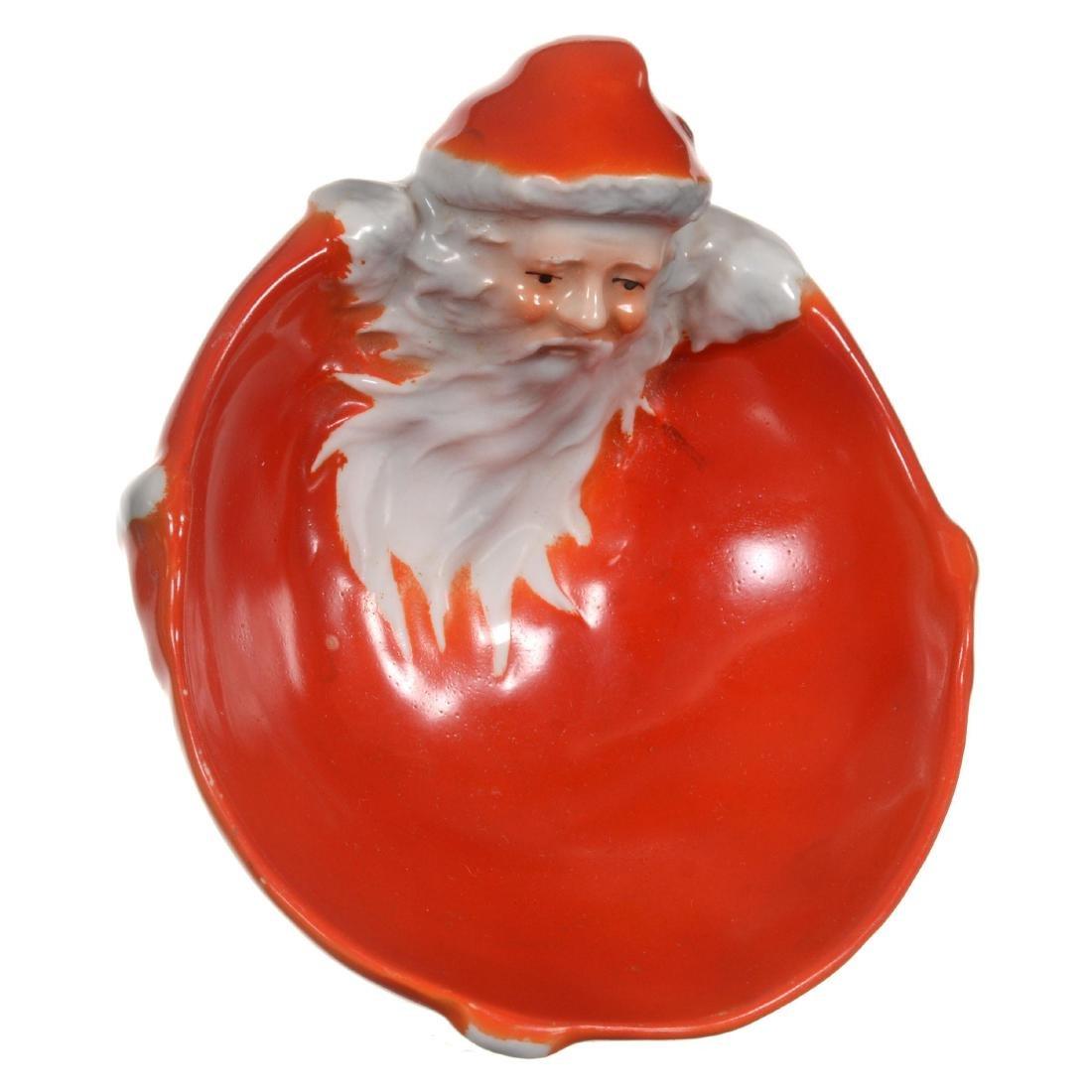 Royal Bayreuth Santa Claus Bowl - 2