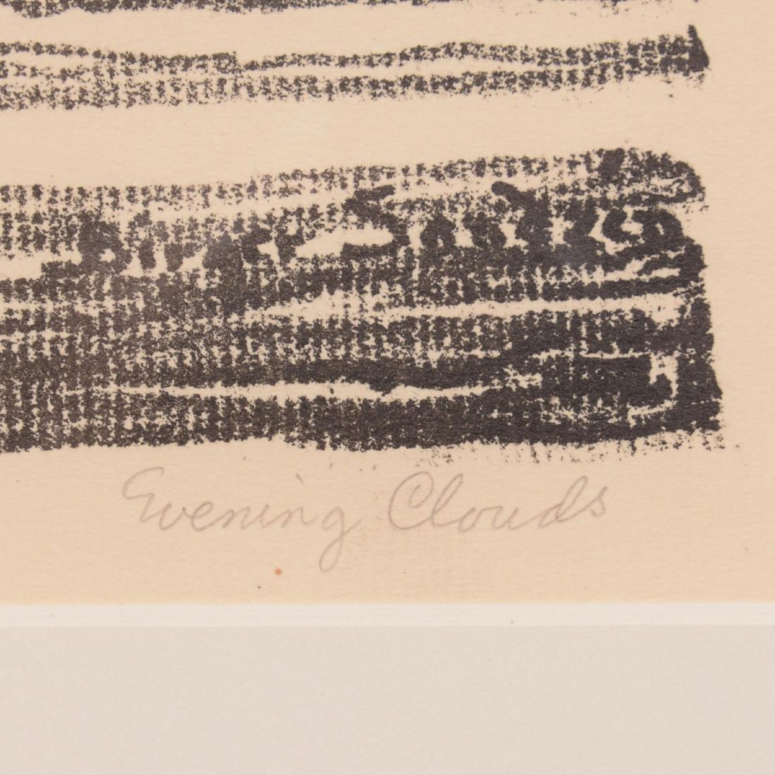 Original Birger Sandzen Lithograph - 2