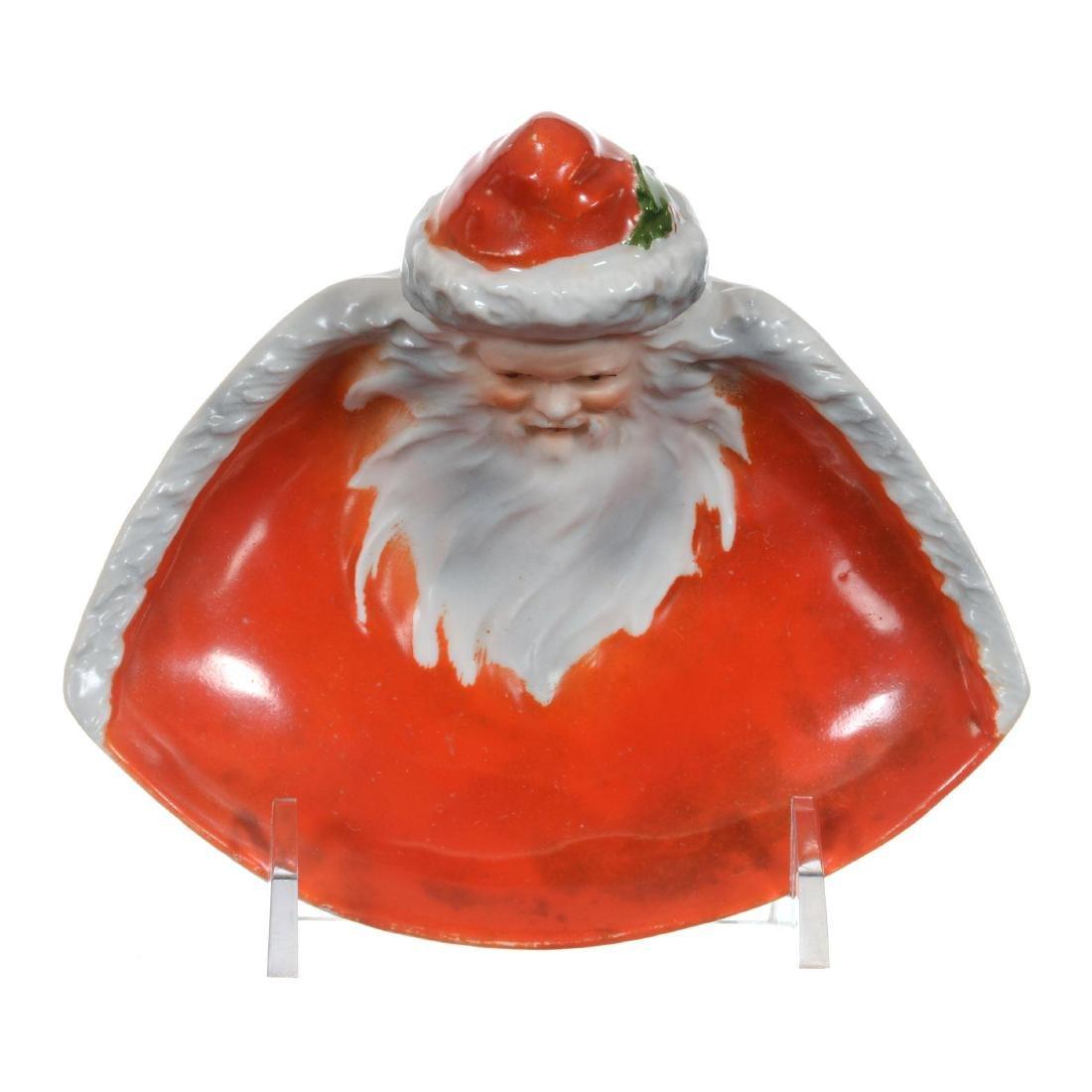 Royal Bayreuth Santa Claus Ashtray