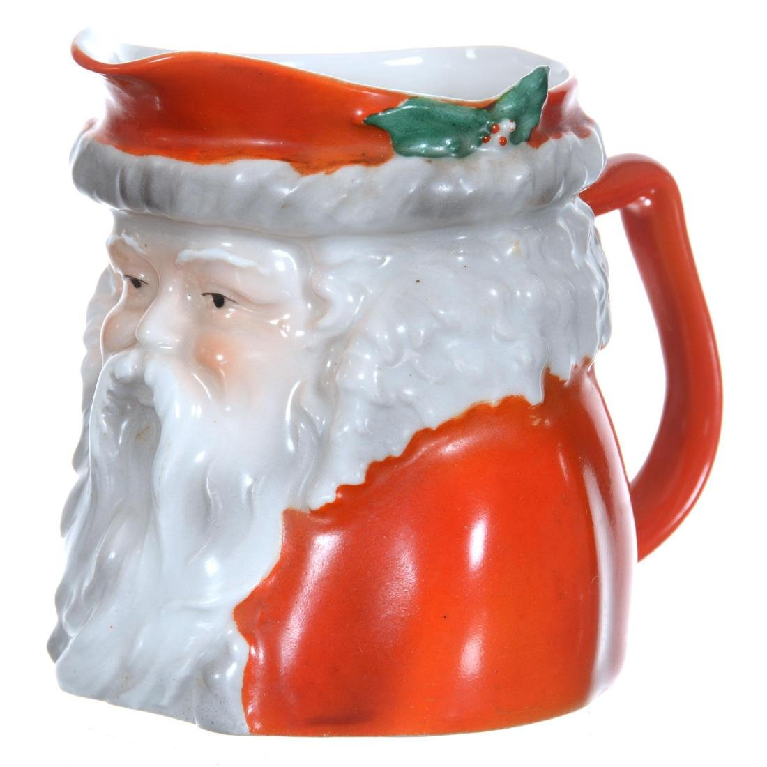 Royal Bayreuth Santa Claus Breakfast Creamer
