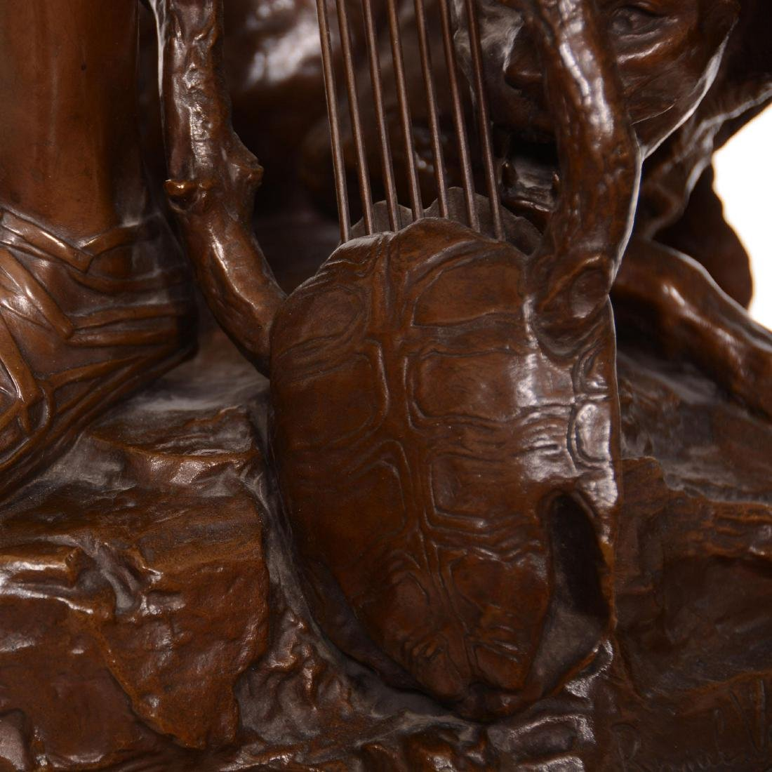 Original Bronze Statue - 10