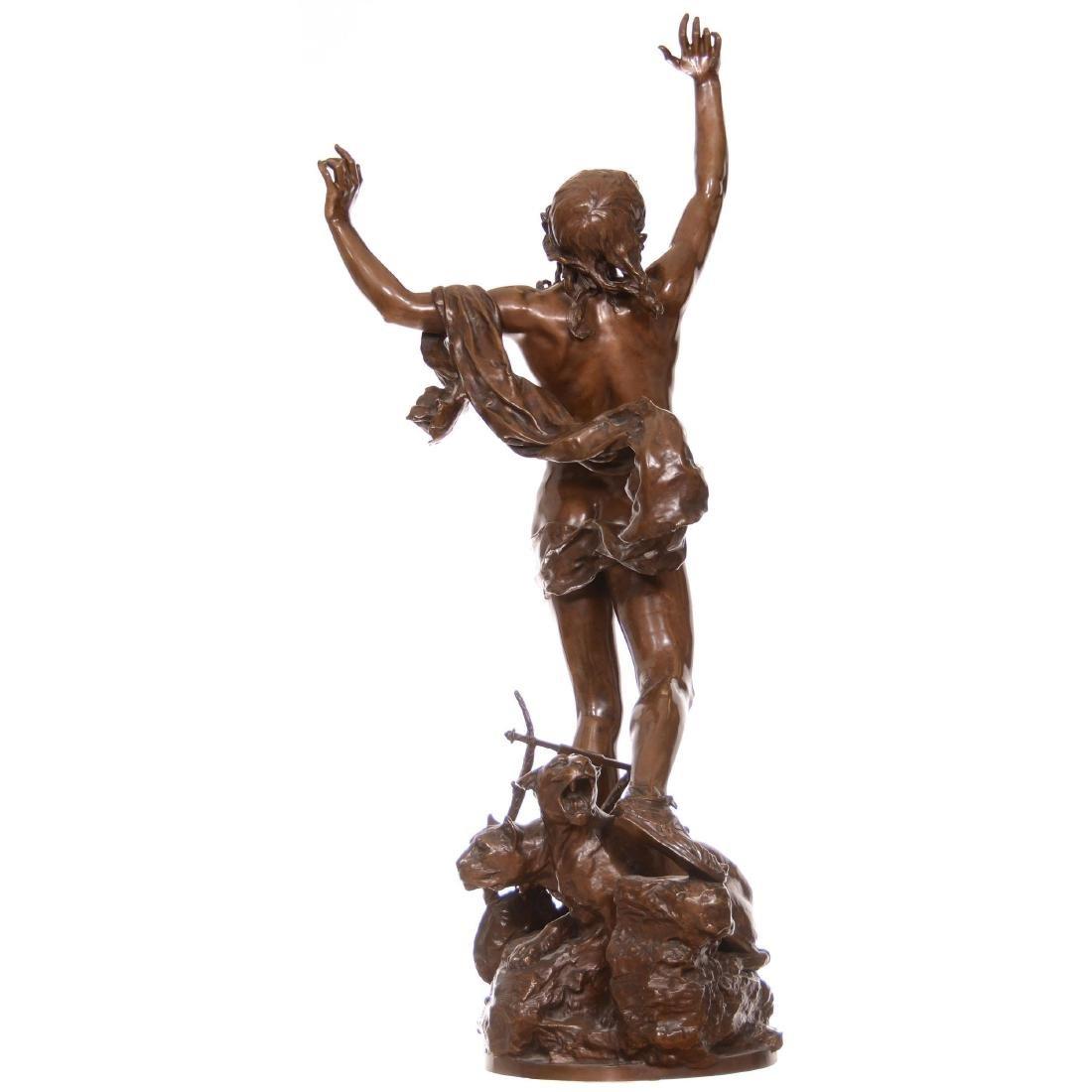 Original Bronze Statue - 4