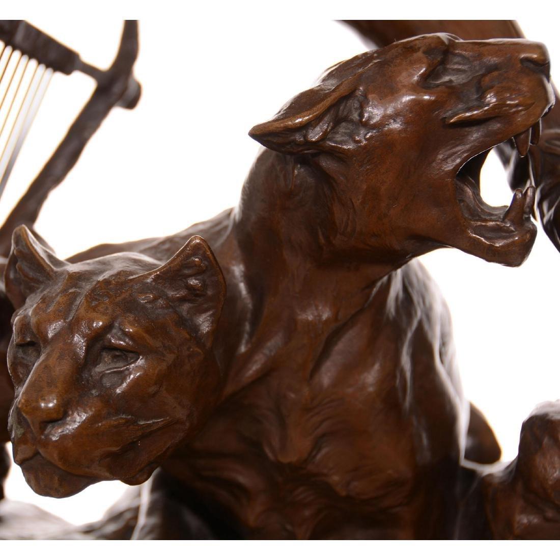 Original Bronze Statue - 9