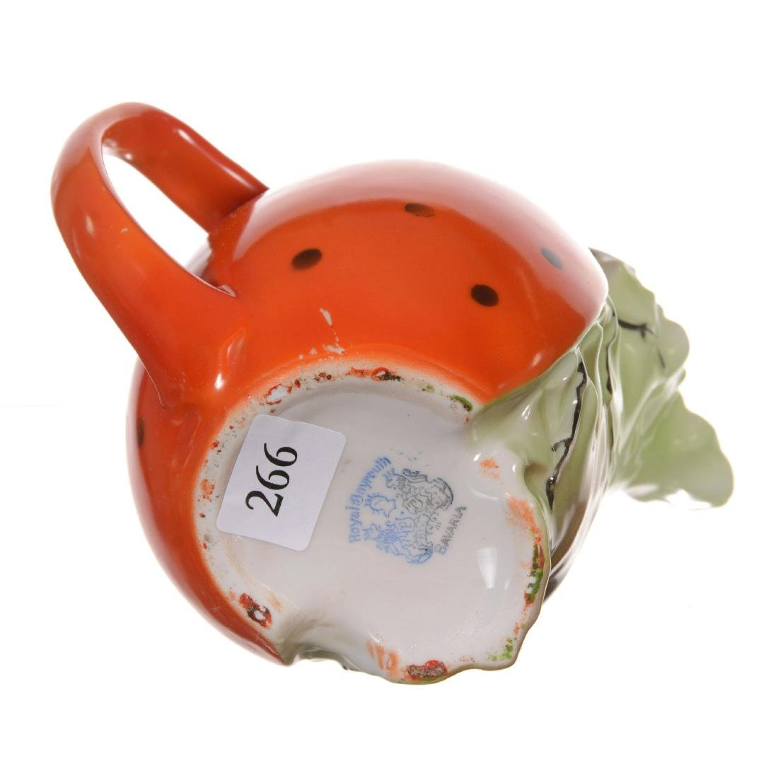 Royal Bayreuth Ladybug Milk Pitcher - 3