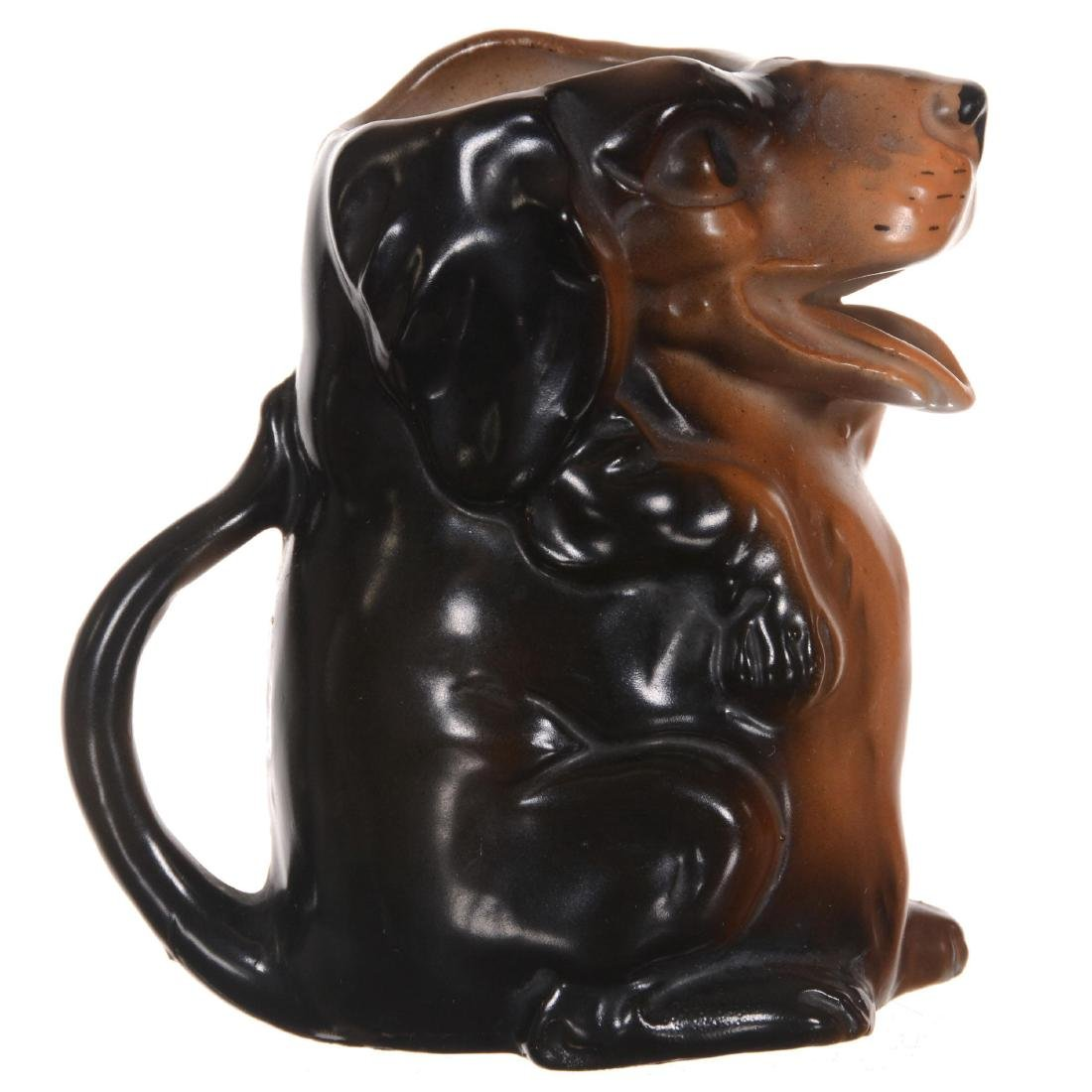 Marked Germany Dachshund Creamer - 2
