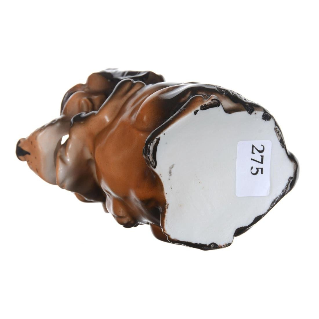 Marked Germany Dachshund Creamer - 3