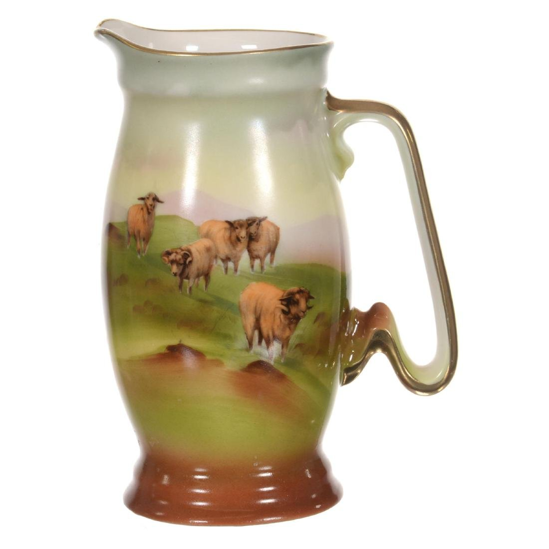 Royal Bayreuth Milk Pitcher