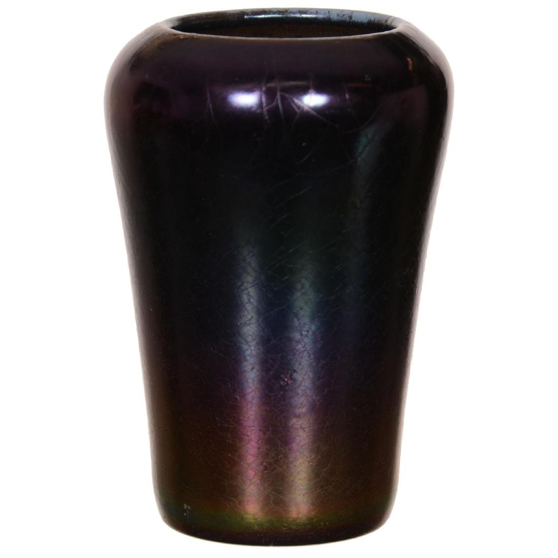 Imperial Art Glass Vase