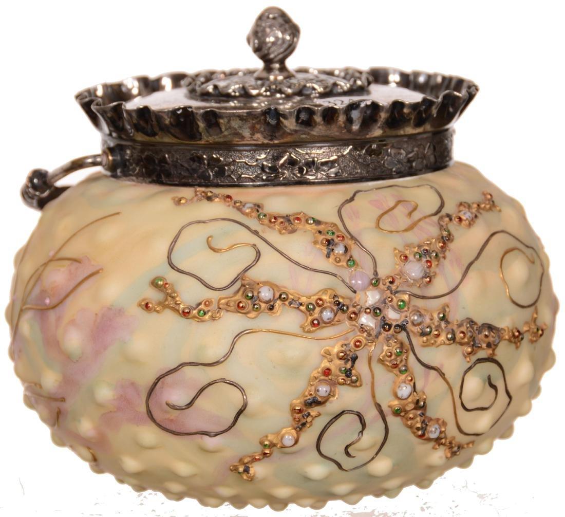 Crown Milano Biscuit Jar