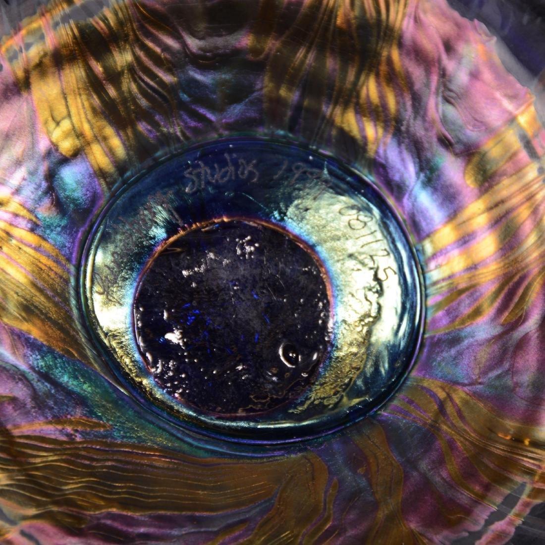 Contemporary Art Glass Vase - 2