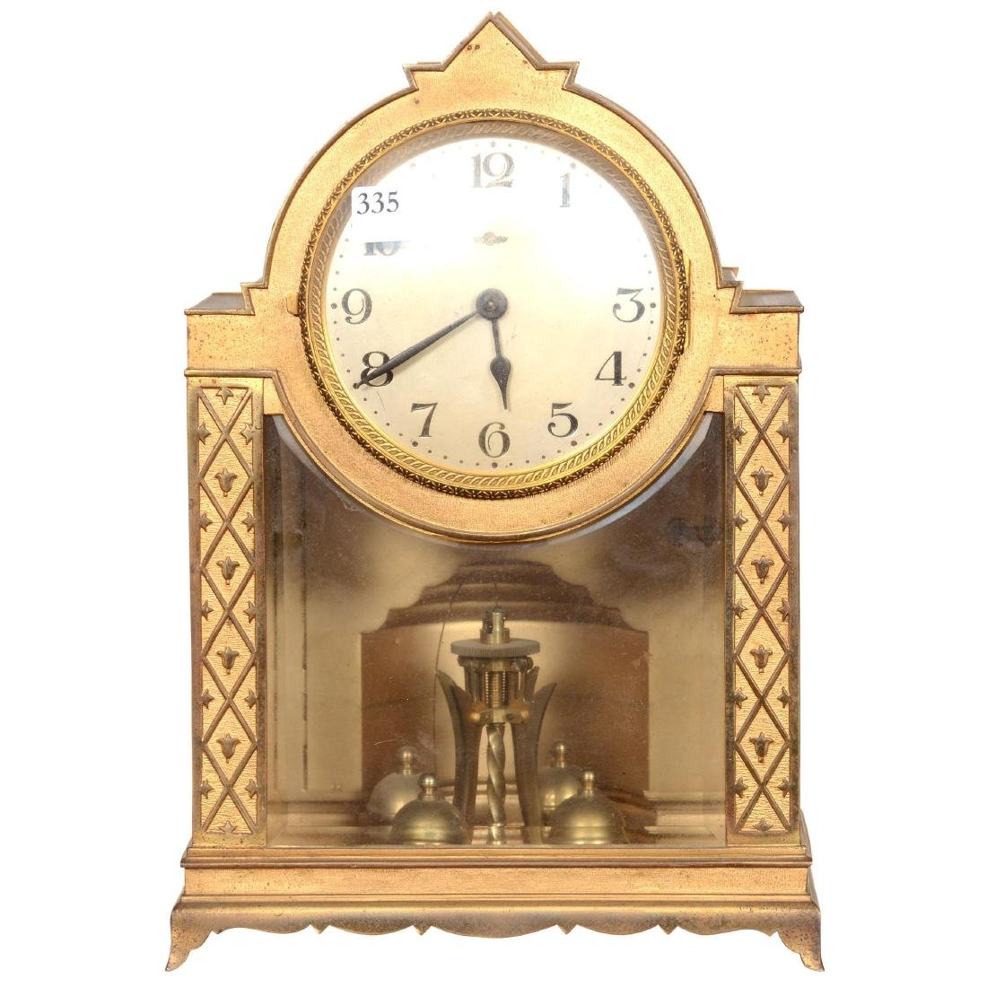 German Anniversary Clock