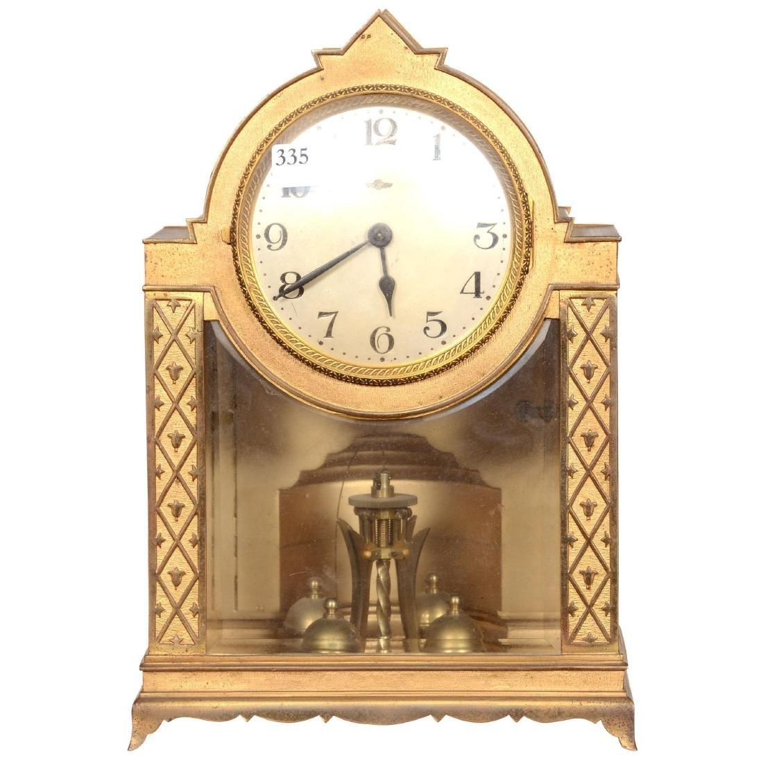 German Anniversary Clock