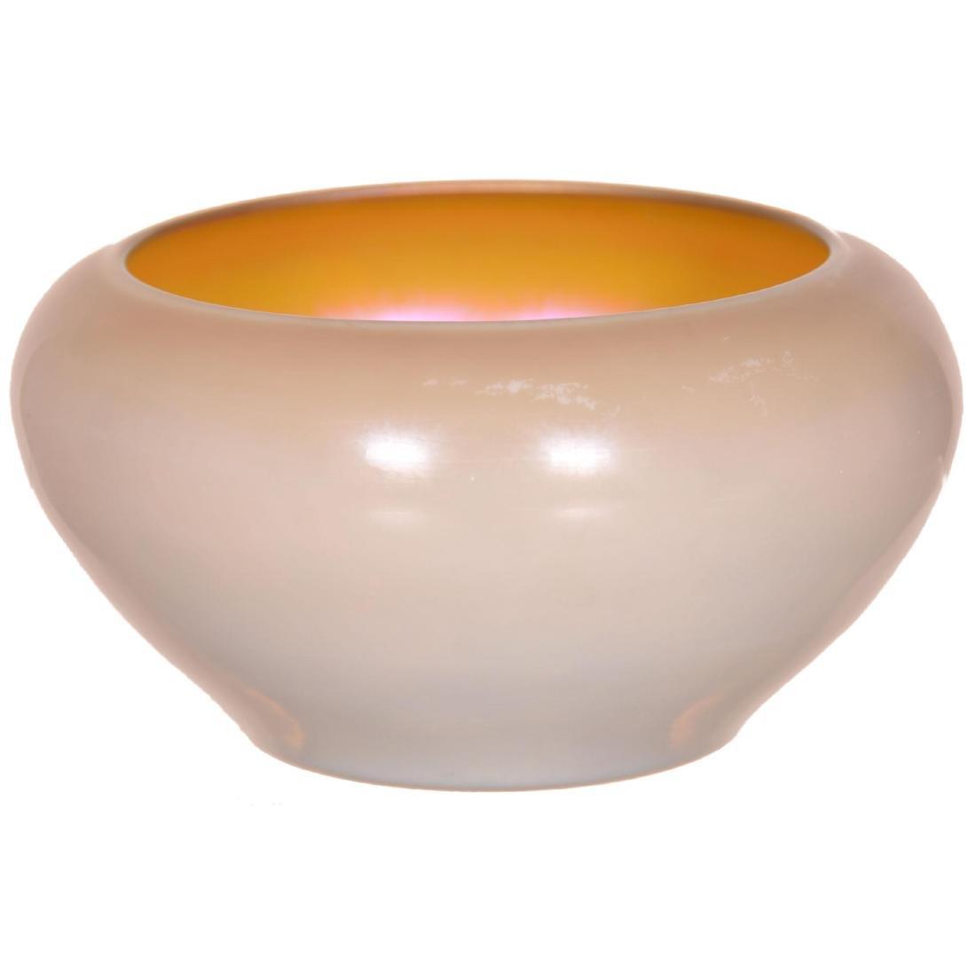 Steuben Art Glass Bowl