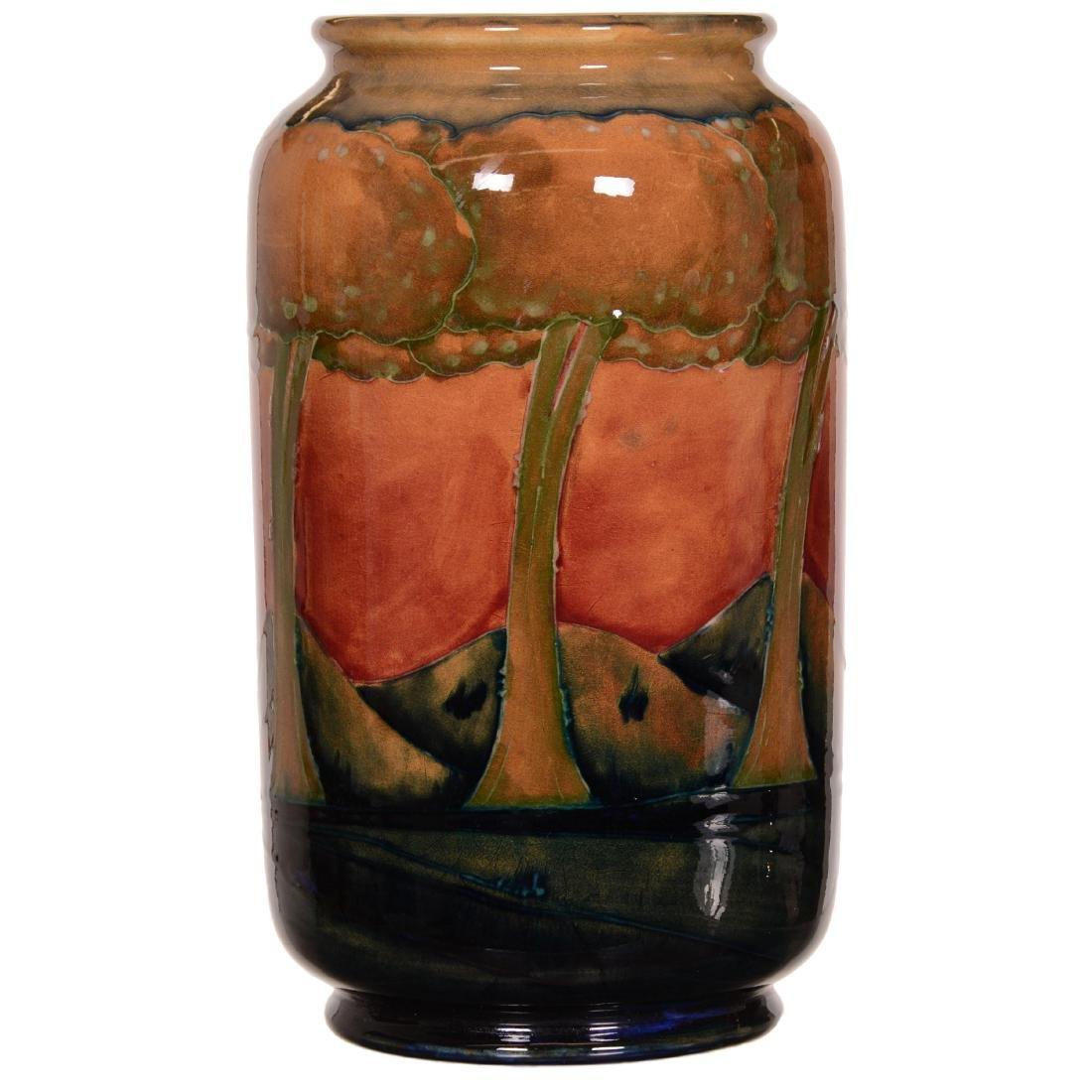 Moorcroft Art Pottery Vase