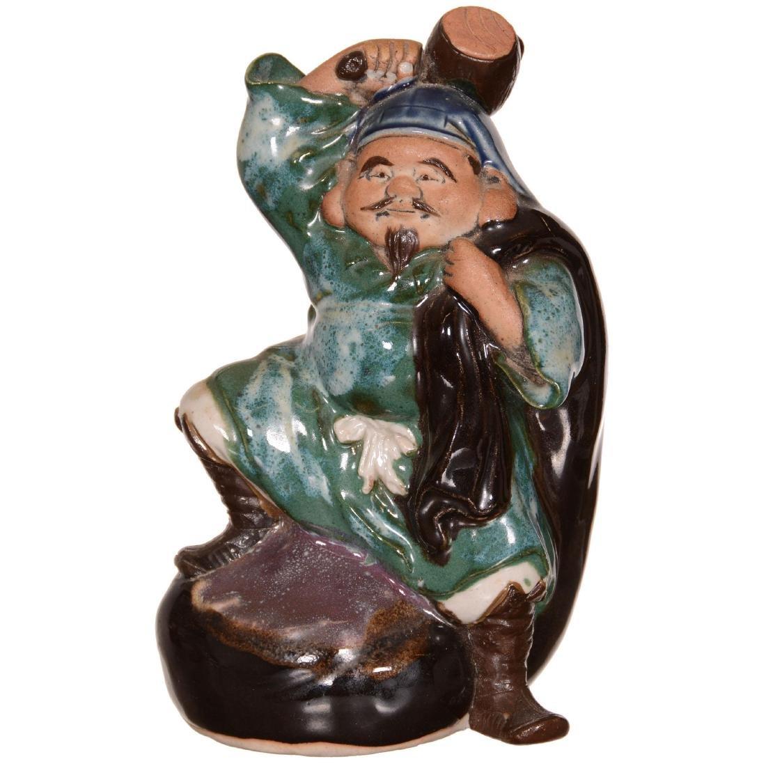 Sumida Pottery Figure