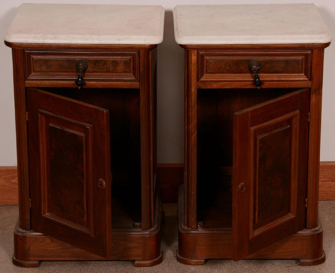 Four Piece Walnut Bedroom Set - 7