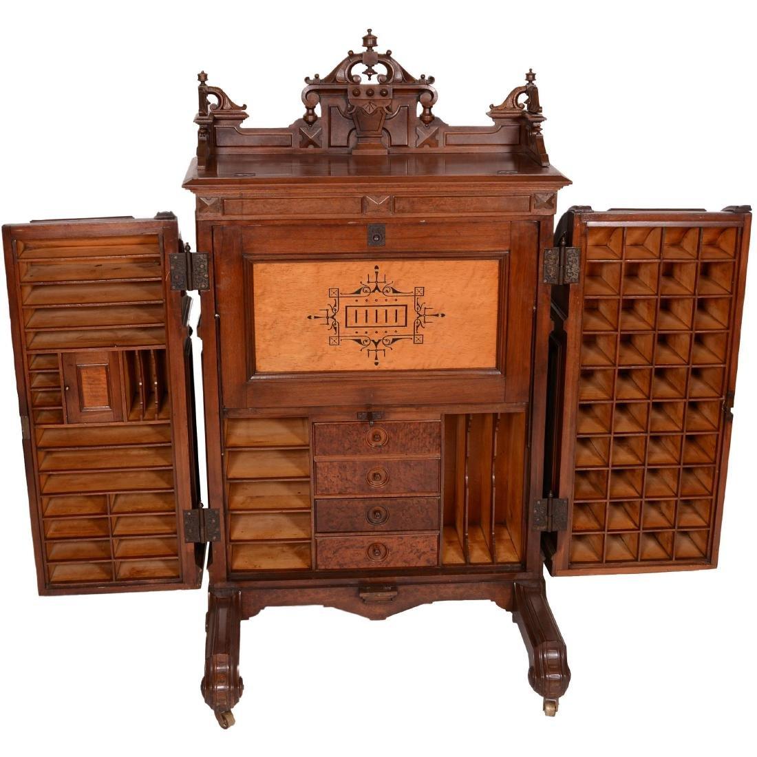 Fantastic Wooton Standard Grade Patent Desk