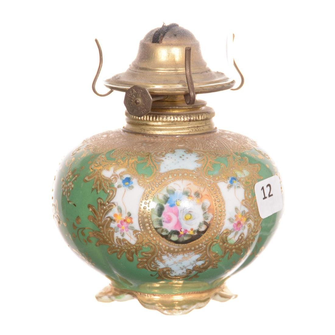Nippon Kerosene Lamp