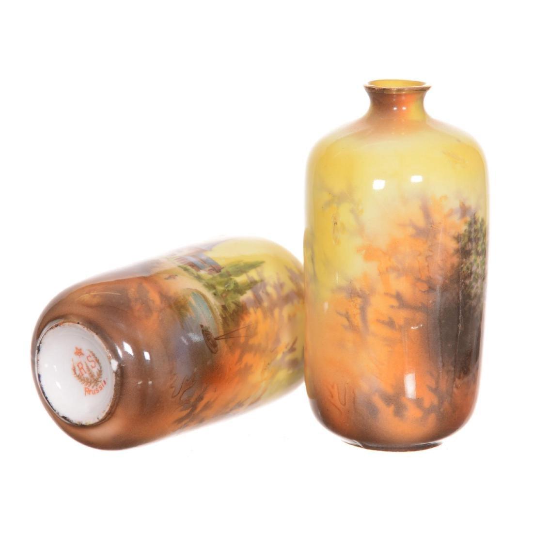 (2) RSP Vases - 2