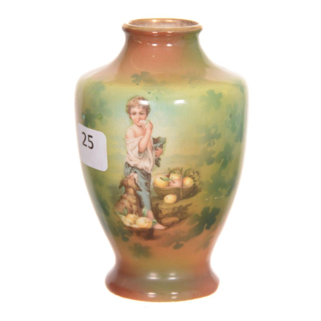 Unmarked Germany Vase