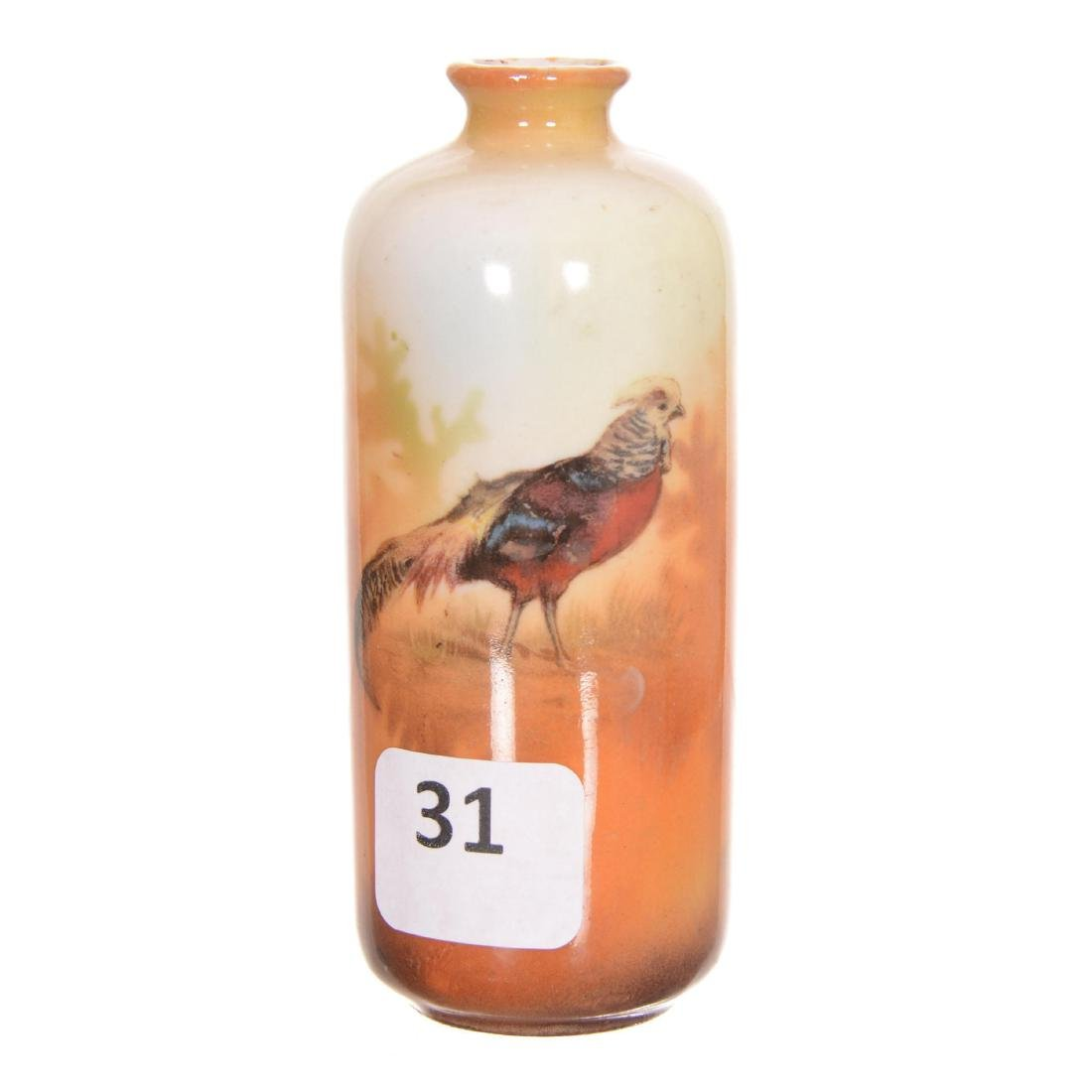 Unmarked Germany Miniature Vase