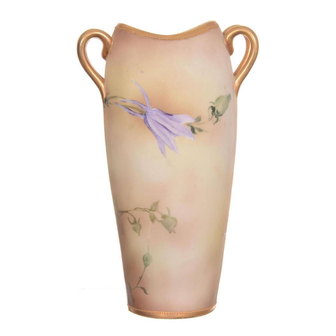 Nippon Two-Handled Vase - 2