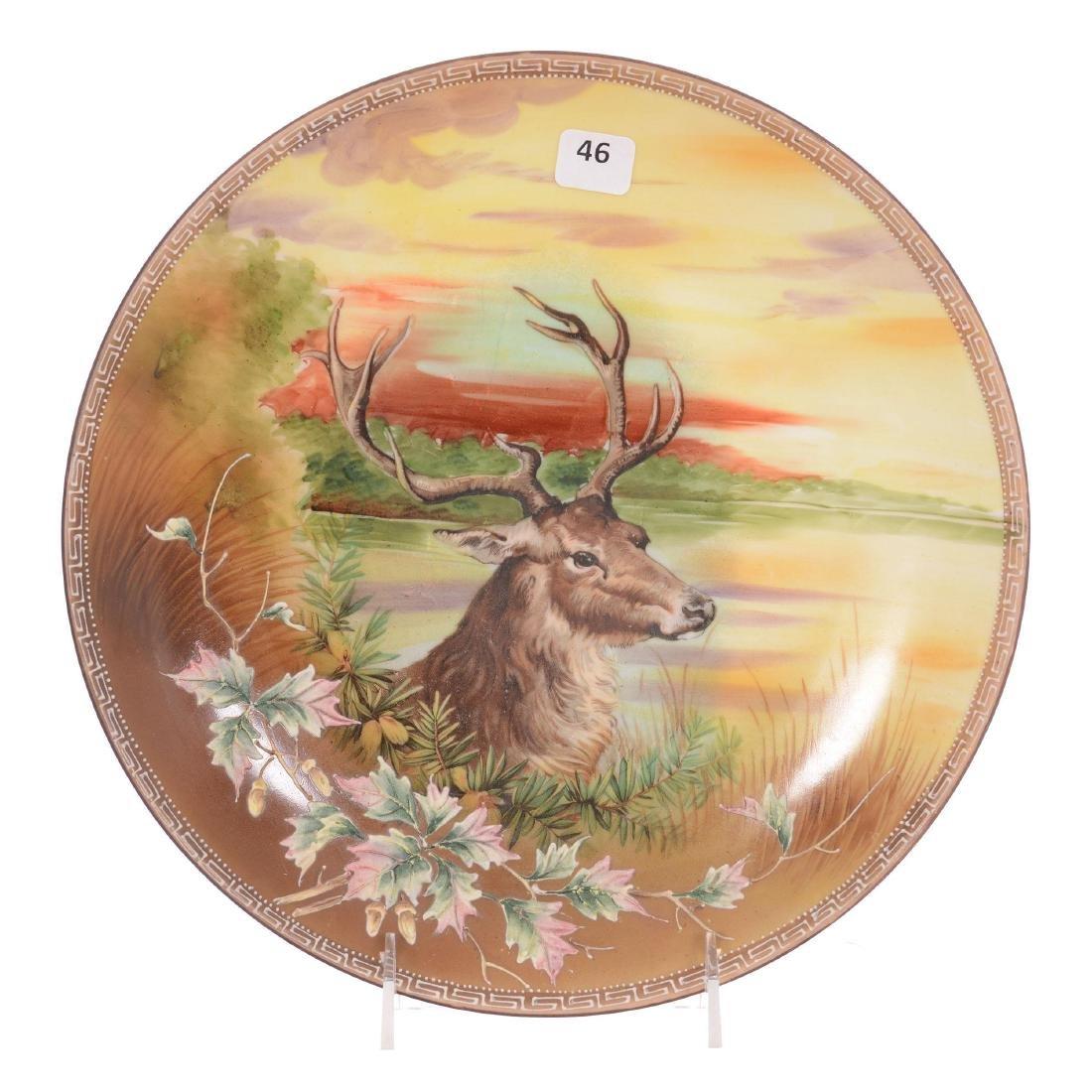 Nippon Round Plaque