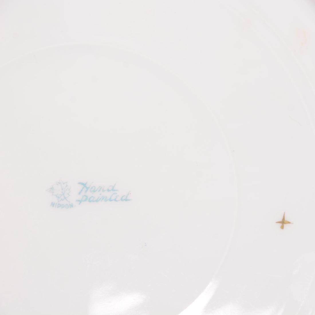 Nippon Round Plaque - 2