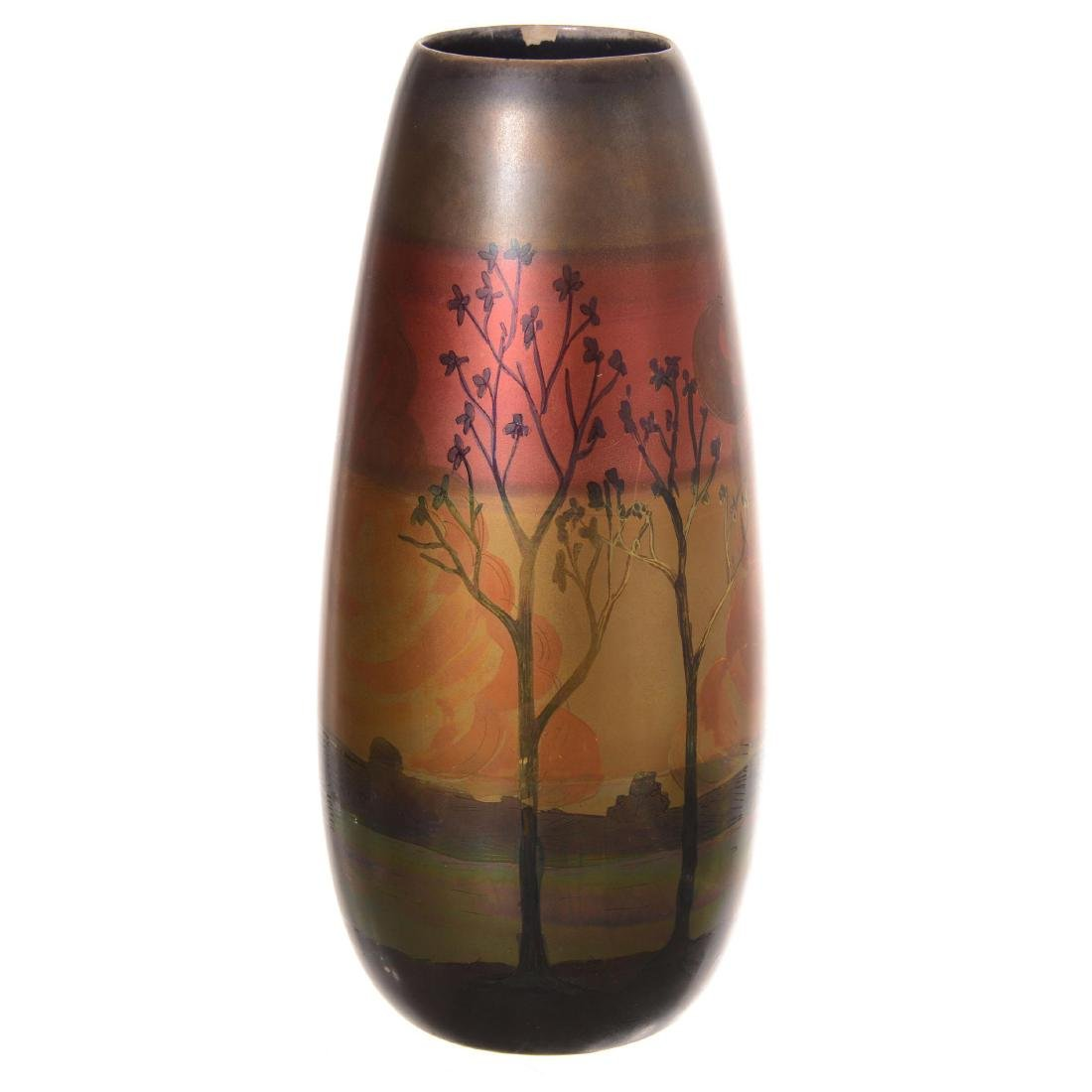 Weller Lasa Art Pottery Vase