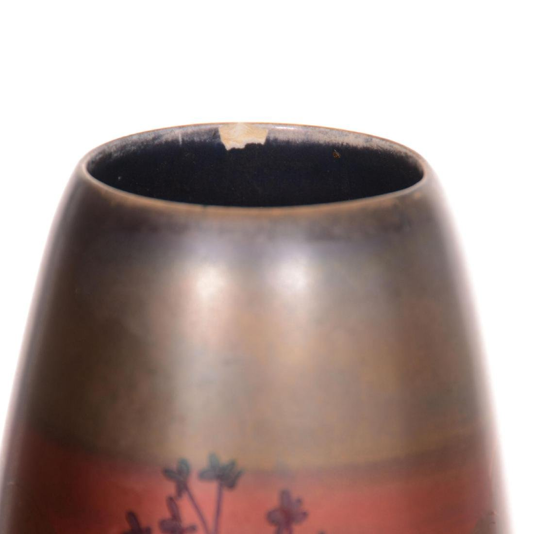 Weller Lasa Art Pottery Vase - 2