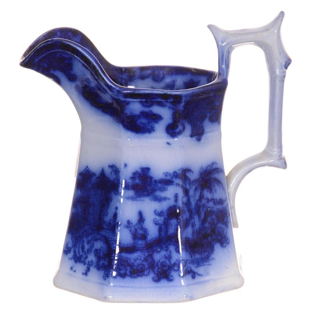 Flow Blue Scinde Pattern Creamer