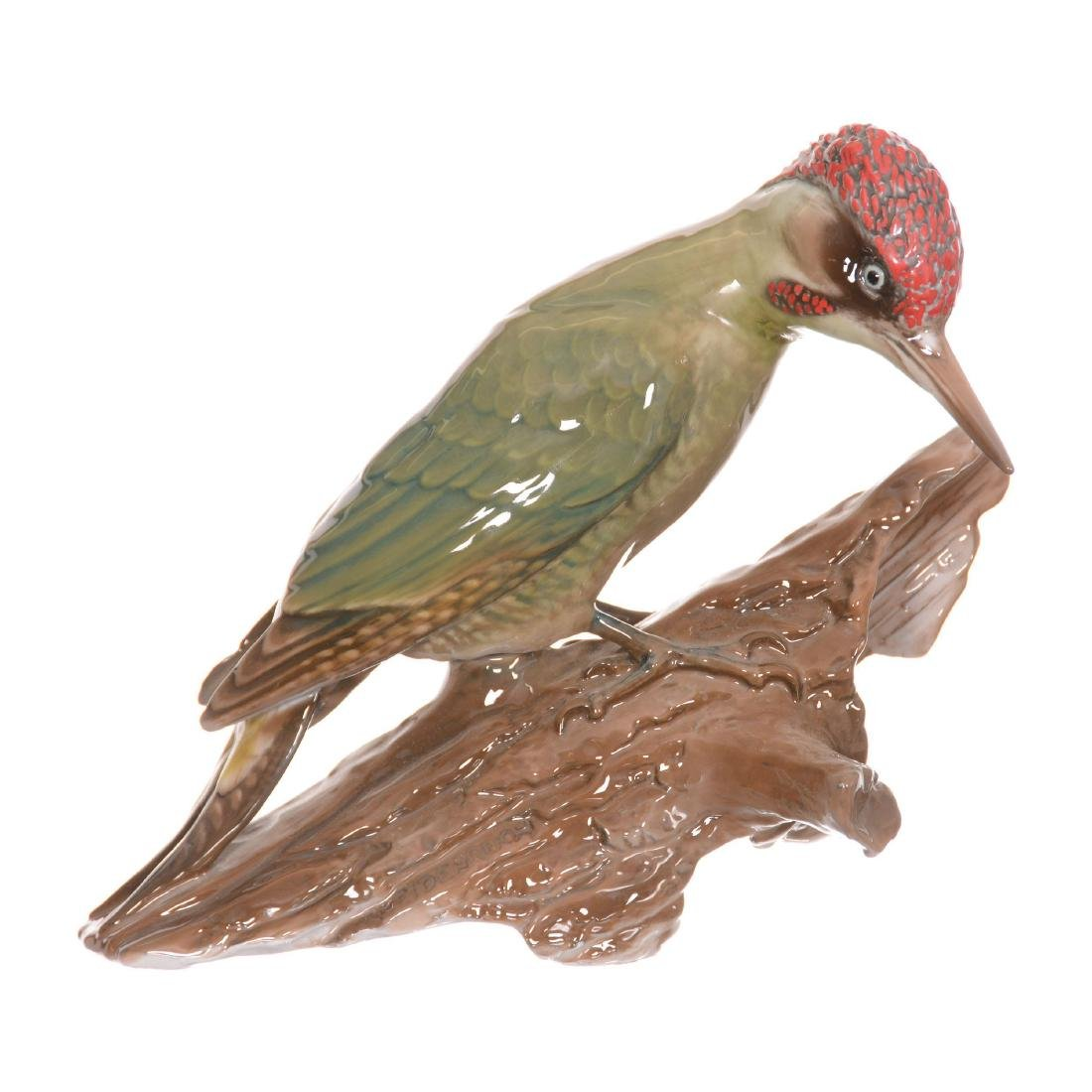 Germany Porcelain Bird Figure