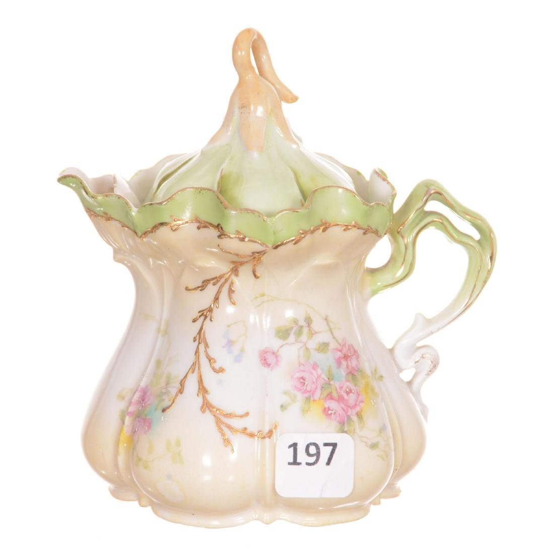 Unmarked Prussia Syrup Pitcher
