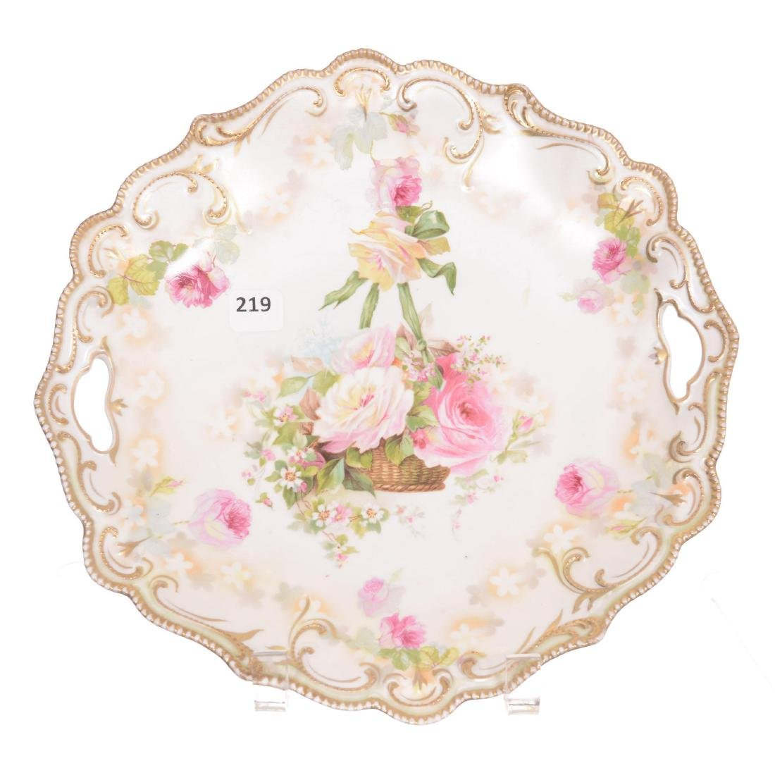 RSP Two-Handled Cake Plate