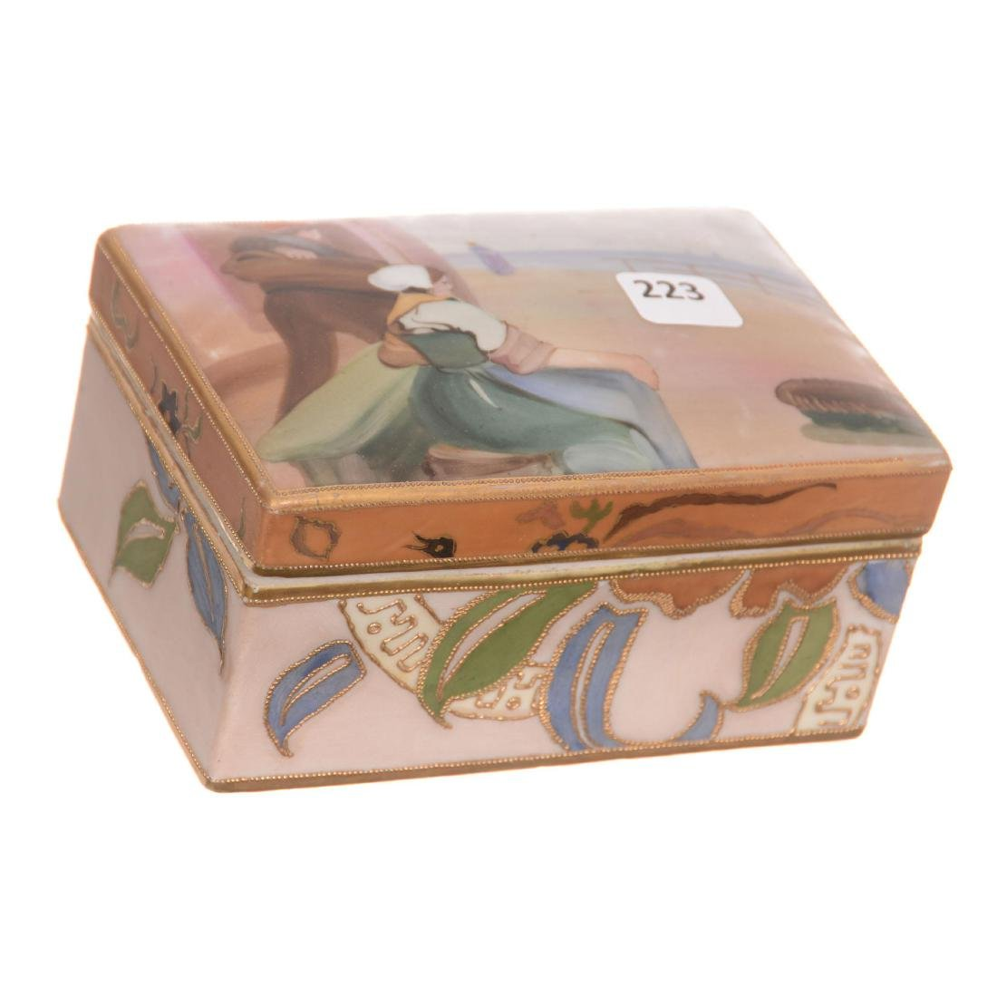 Nippon Covered Box