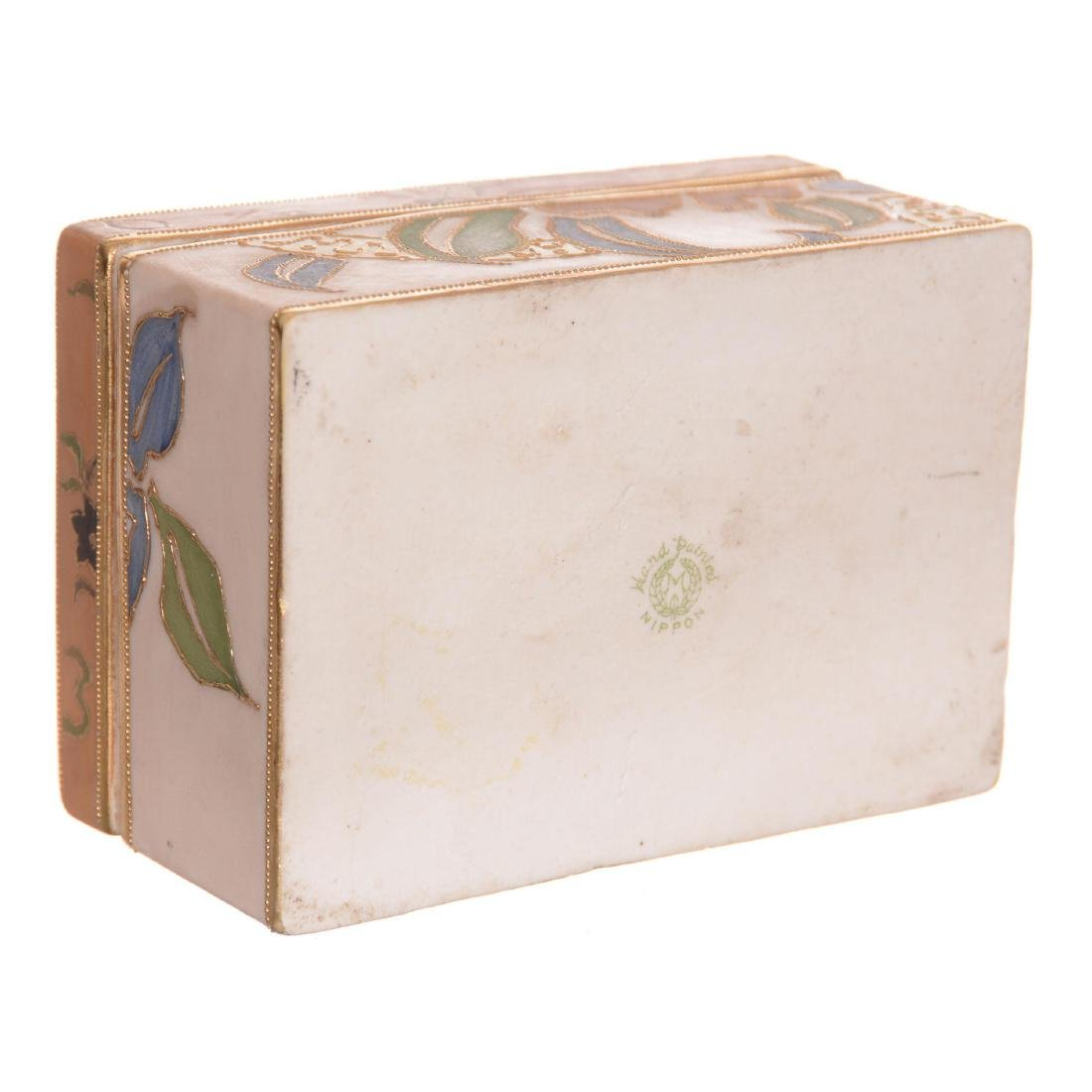 Nippon Covered Box - 2