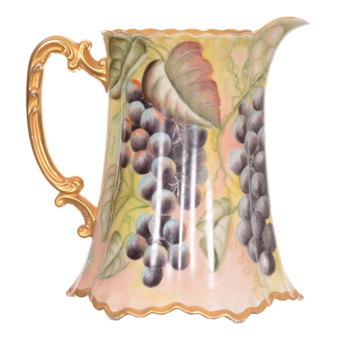Marked Haviland Pitcher