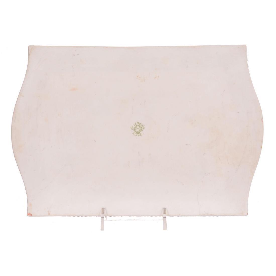 Nippon Dresser Tray/Plaque - 2