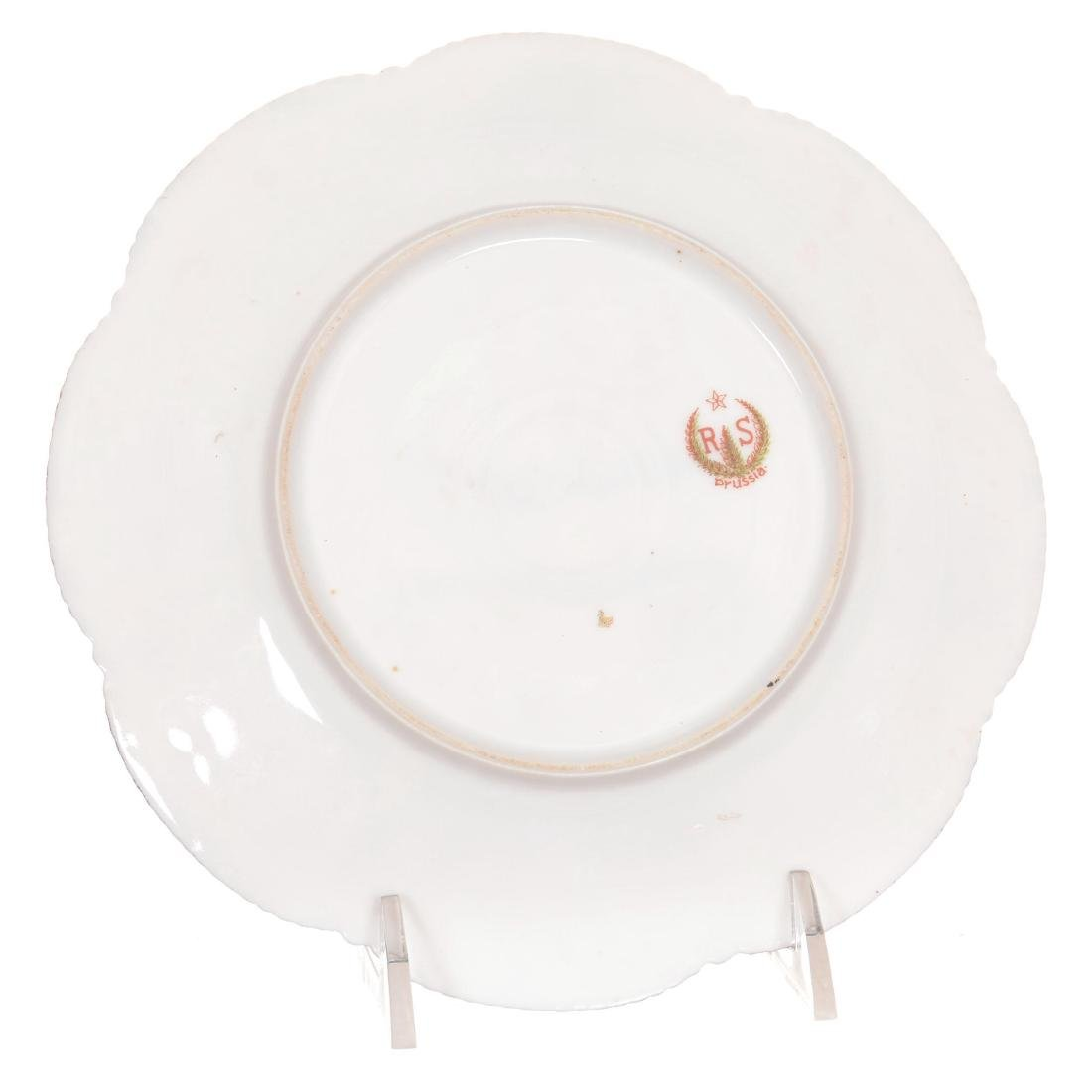 Unmarked Prussia Dessert Plate - 2